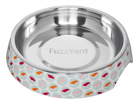 Sushi Delight - Melamine Cat Bowl
