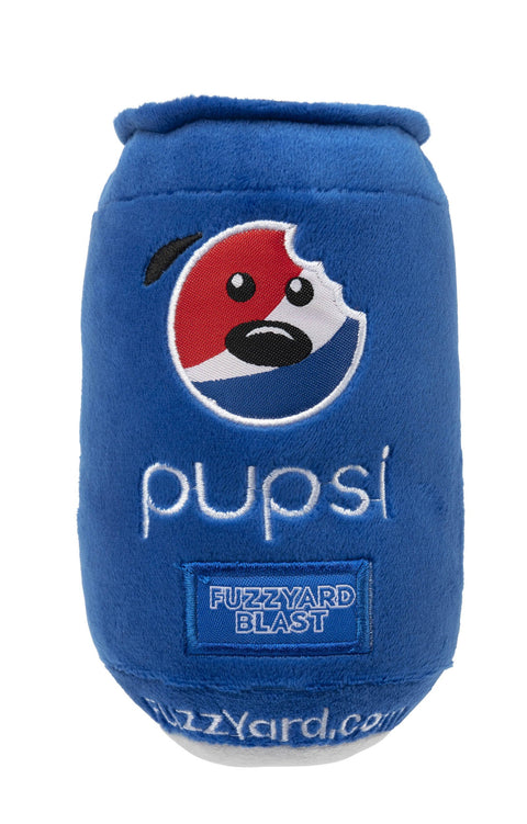 Pupsi Soda Dog Toy