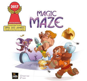 Magic Maze Rental