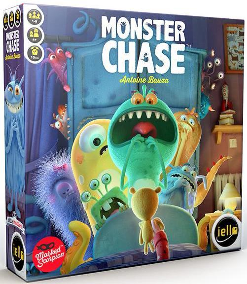 Monster Chase Rental