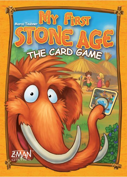My First Stone Age Card Game Rental