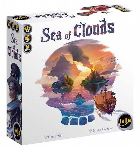 Sea of Clouds Rental