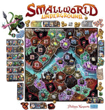 Small World Underground Rental