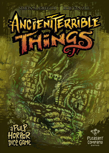 Ancient Terrible Things Rental