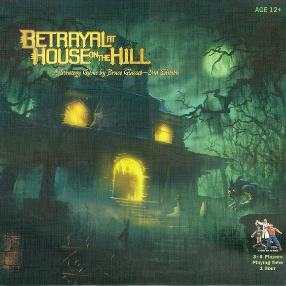 Betrayal at House on the Hill Rental