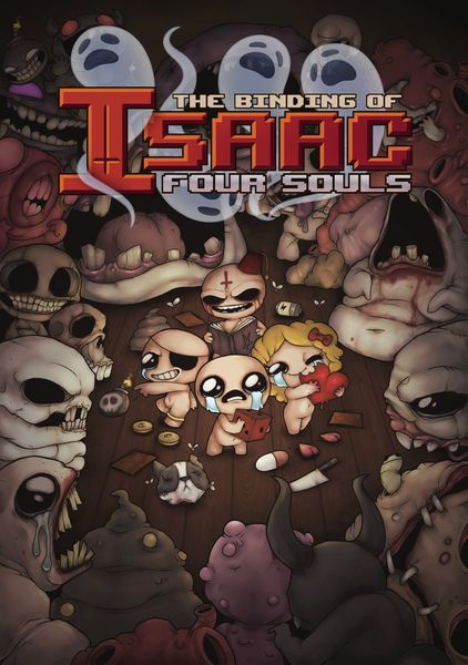 Binding of Isaac: Four Souls Rental