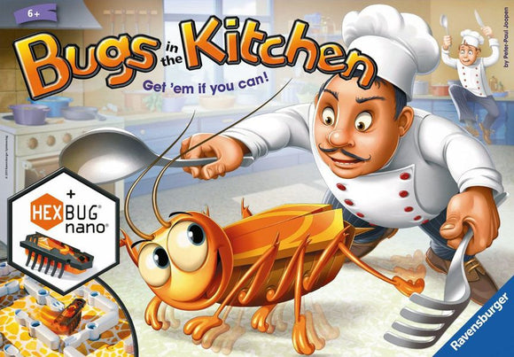 Bugs in the Kitchen Rental