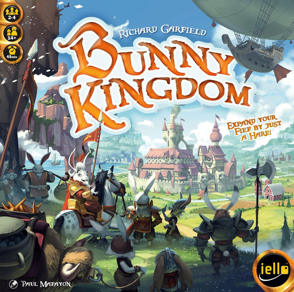 Bunny Kingdom Rental
