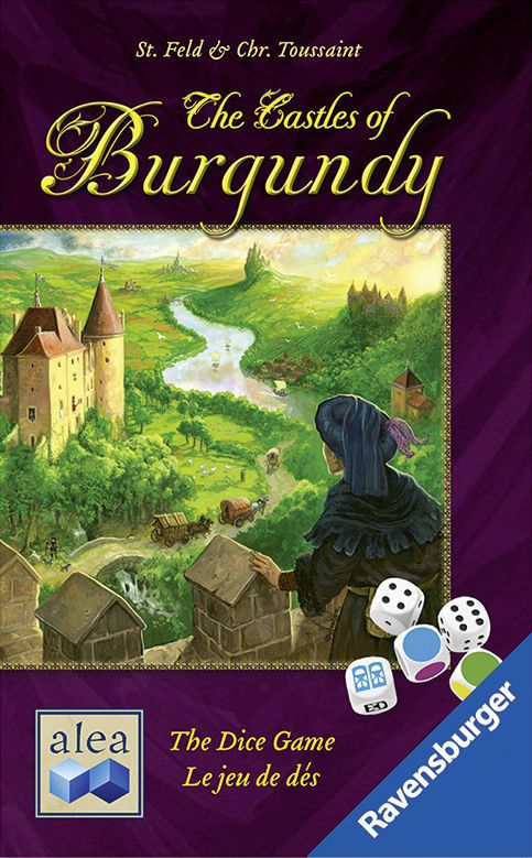Castles of Burgundy: The Dice Game Rental