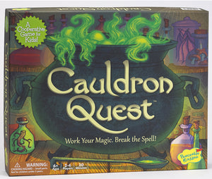 Cauldron Quest Rental