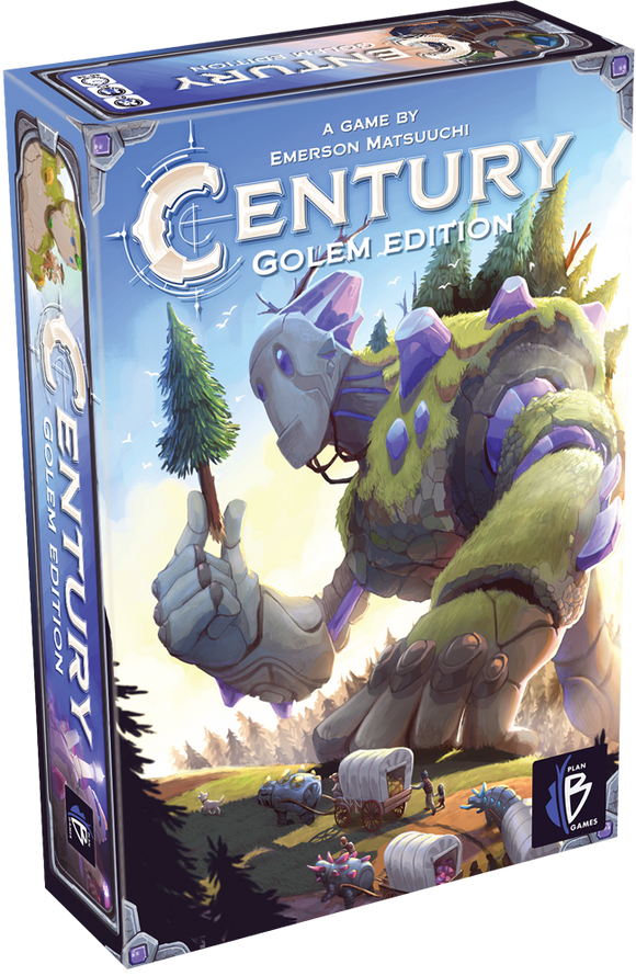 Century Golem Edition Rental