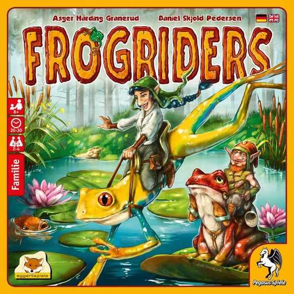 Frogriders Rental