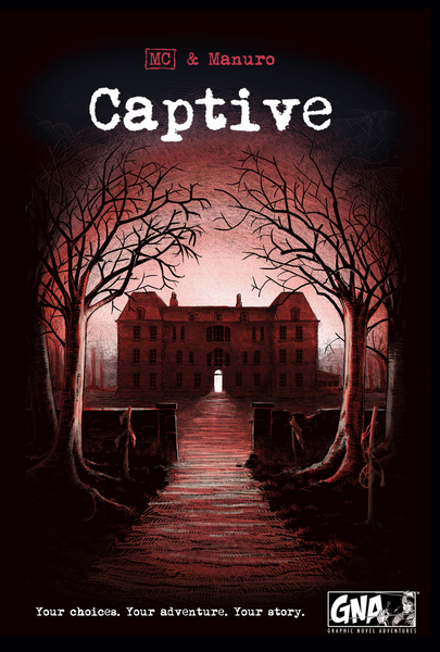 Graphic Novel Adventures: Captive Rental