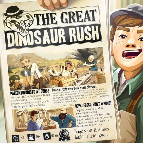Great Dinosaur Rush Rental