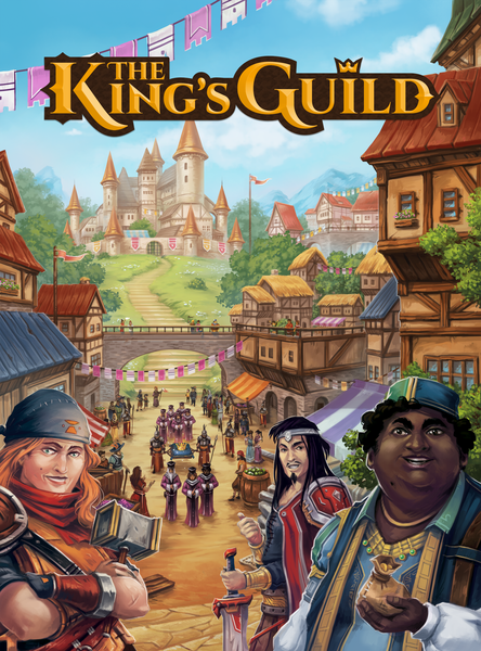 King's Guild Rental