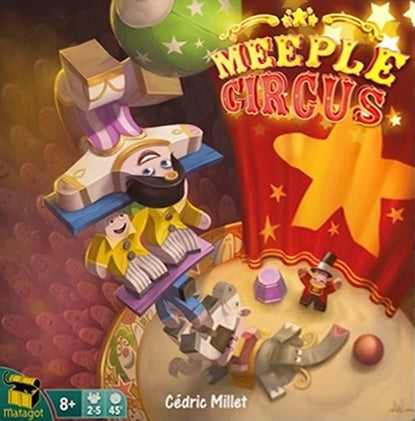 Meeple Circus Rental