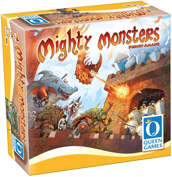 Mighty Monsters Rental
