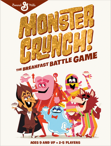 Monster Crunch! Rental