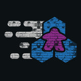 Meeples to Go T Shirt