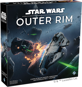 Star Wars: Outer Rim Rental