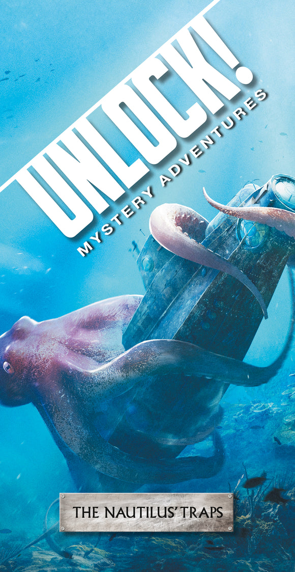 Unlock: The Nautilus' Traps Rental
