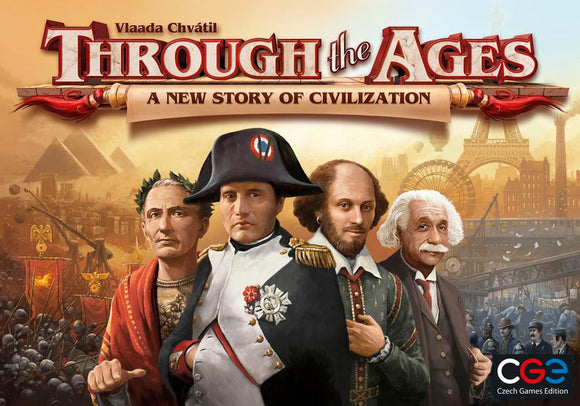 Through the Ages a New Story of Civilization Rental