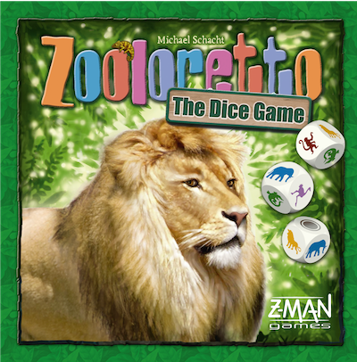 Zooloretto Dice Game Rental