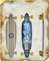 "41 Calibre 41""/1041mm Bamboo - Freeride"