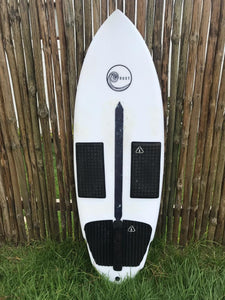 KNEEBOARD TRACTION FULL KIT