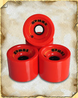 Bombs Red 83A -75 x 58mm