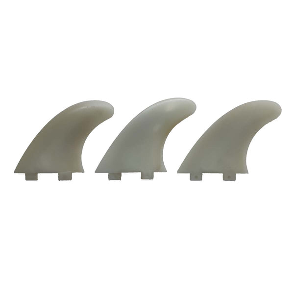 Bone Glass Filled Stiff Thruster Fins