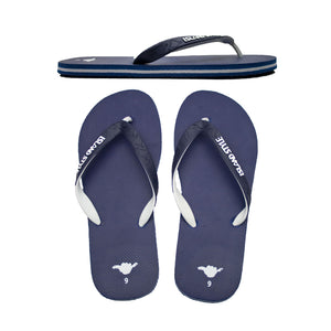 IS Mens Comfy Fit Navy Slops