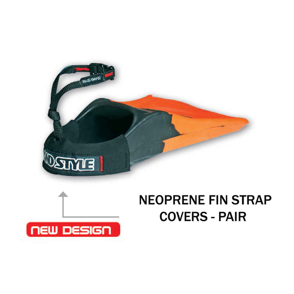 Island Style Neoprene Fin Strap Cover - Pair