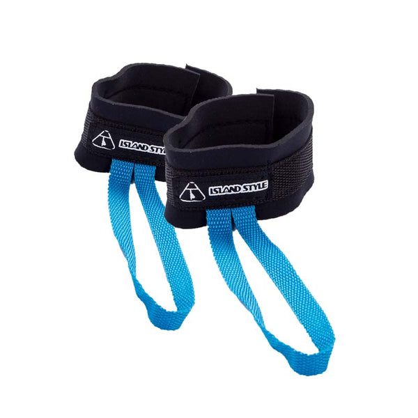 Neoprene Fin Tethers/Leashes - Pair