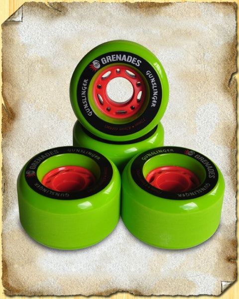 Grenades Green 78A - 72 x 43mm