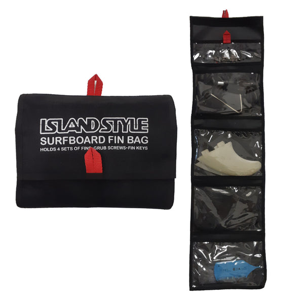 ISLAND STYLE FOLD OVER FIN BAG