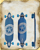 "Jackie Hangman 39""/990mm 9 Ply Maple - Downhill, Freeride"
