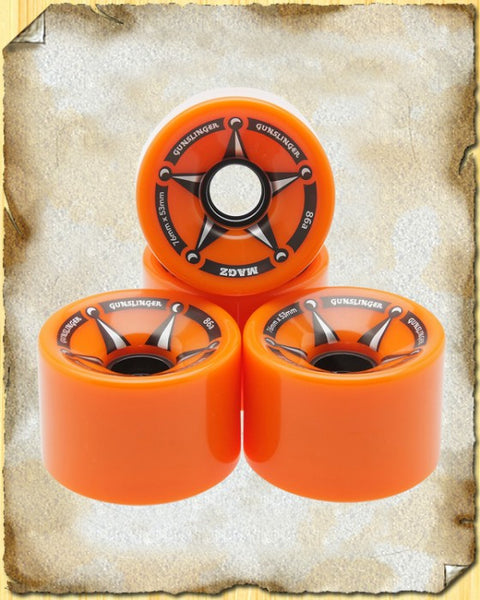 Magz Orange 86A - 76 x 53mm