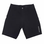 MENS COTTON TWILL WALK SHORTS - BLACK