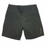 MENS COTTON TWILL WALK SHORTS - OLIVE