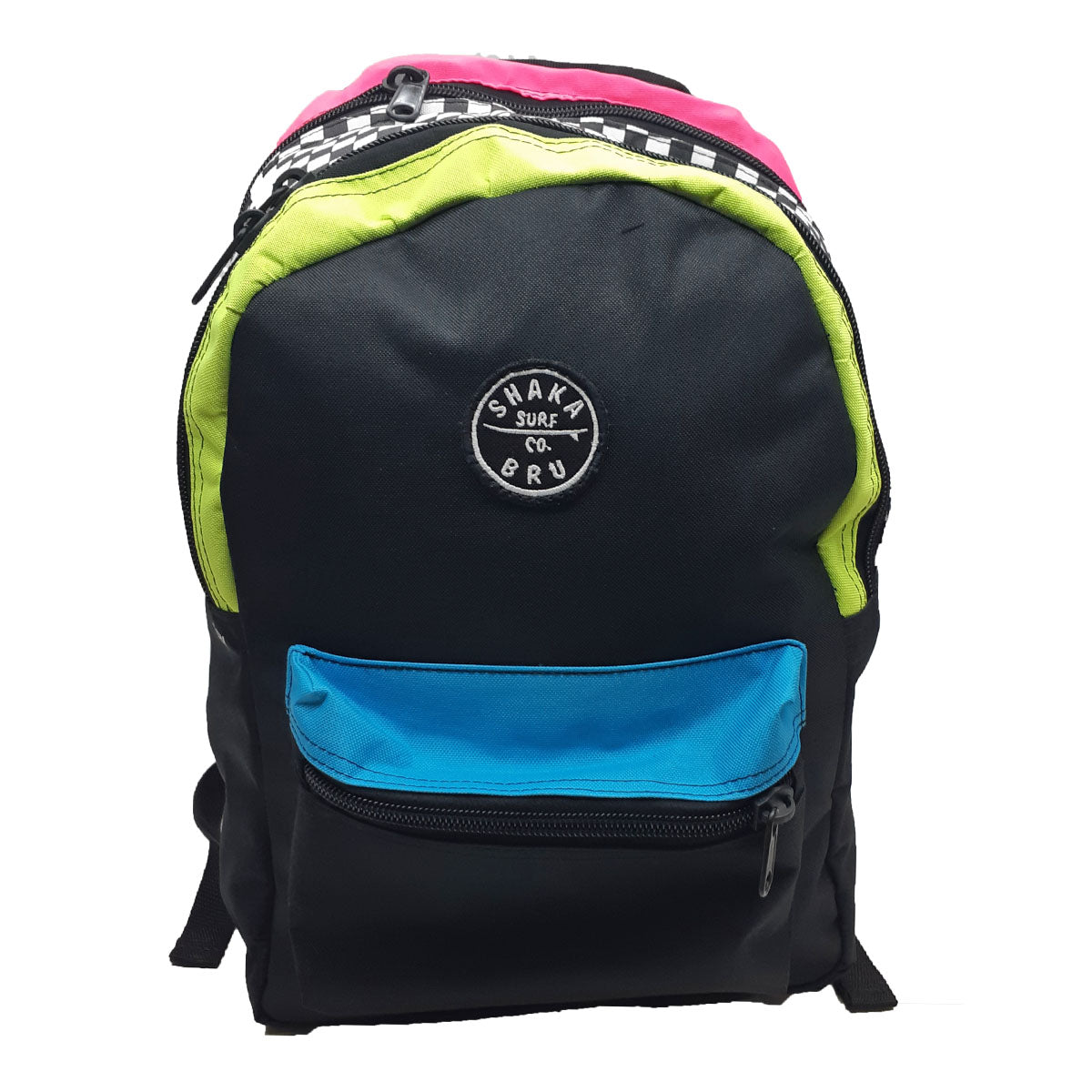 Shaka Bru Neon Pop Wet & Dry Back Pack - 25 litres