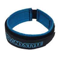 VELCRO WATCHSTRAP- BLUE