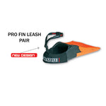 Island Style Pro Fin Leash - with quick release buckle