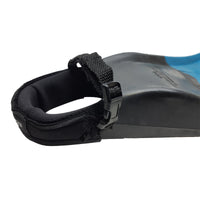 PRO NEOPRENE BODYBOARDING FIN STRAP COVER LEASH (PAIR)
