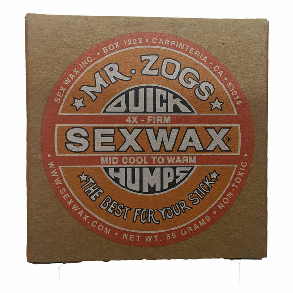Sex Wax Quick Humps - Mid Cool to Warm