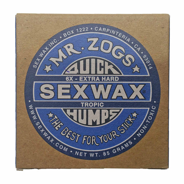 Sex Wax Quick Humps - Tropic