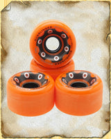 Rounds Orange 74A - 70 x 42mm