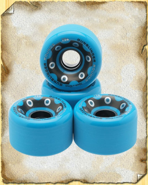 Rounds Blue 78A - 70 x 42mm