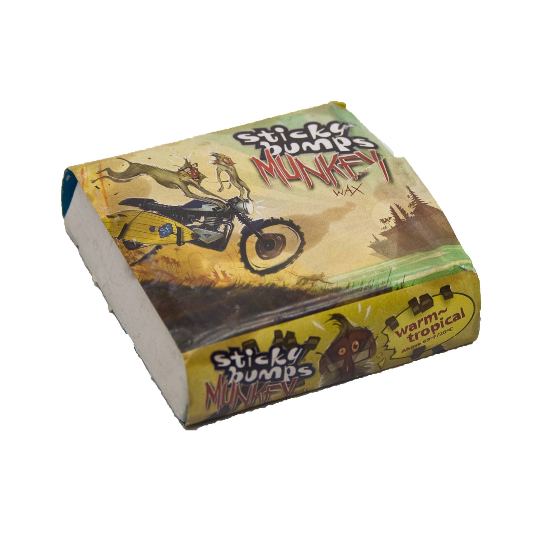 STICKY BUMPS MUNKEY WAX - WARM TROPICAL