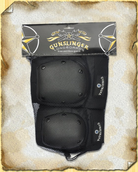 Safety Pads - Knee & Elbow Guards